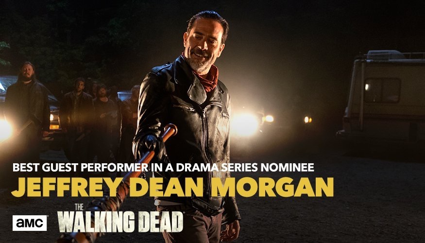 Jeffrey Dean Morgan Wins Critics' Choice Award