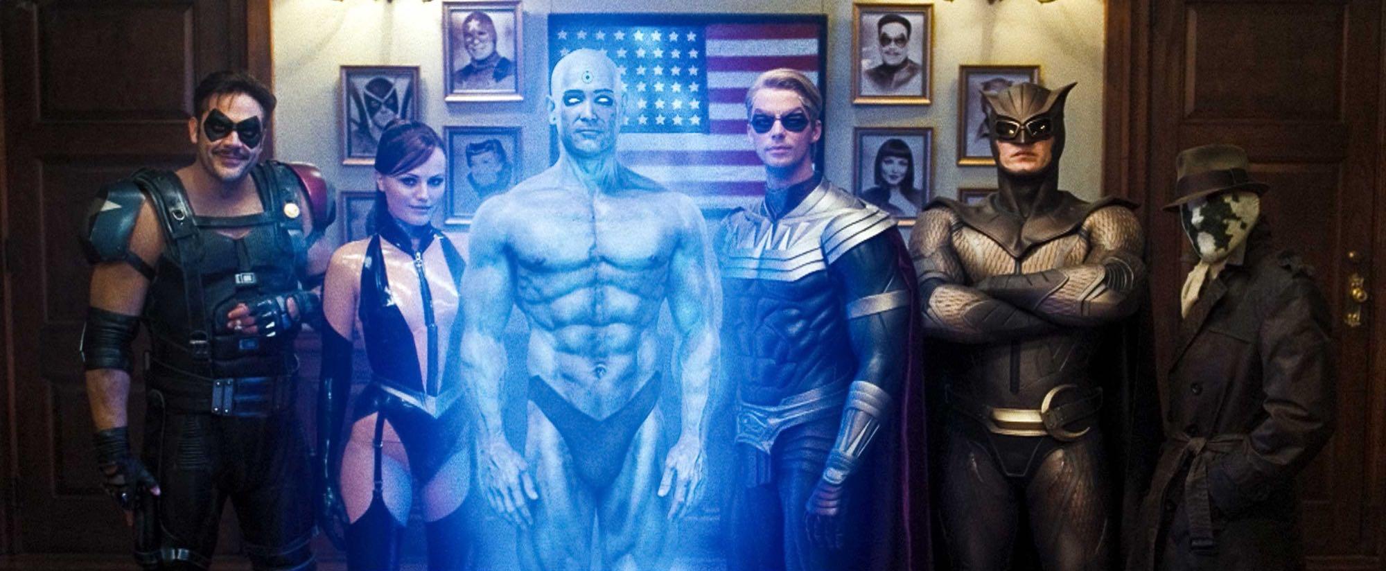 """Gallery Update: """"Watchmen"""" Images"""