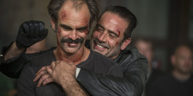 "Gallery: ""The Walking Dead"" Behind the Scenes"