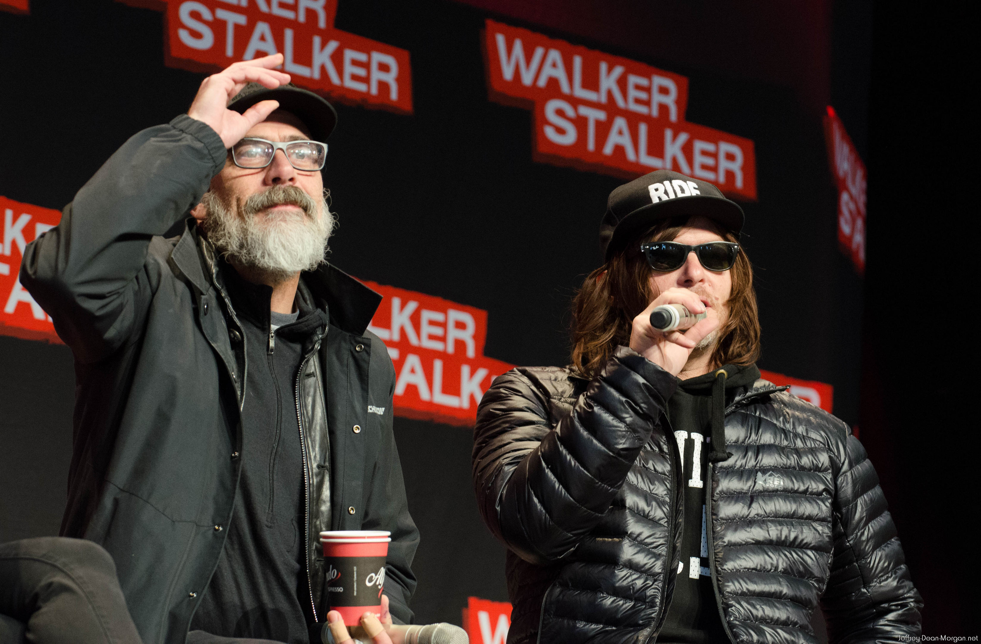 walker stalker convention mannheim 2018