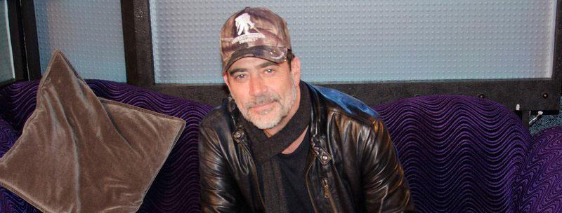 """Jeffrey Talks """"The Walking Dead"""" On Howard Stern Show"""
