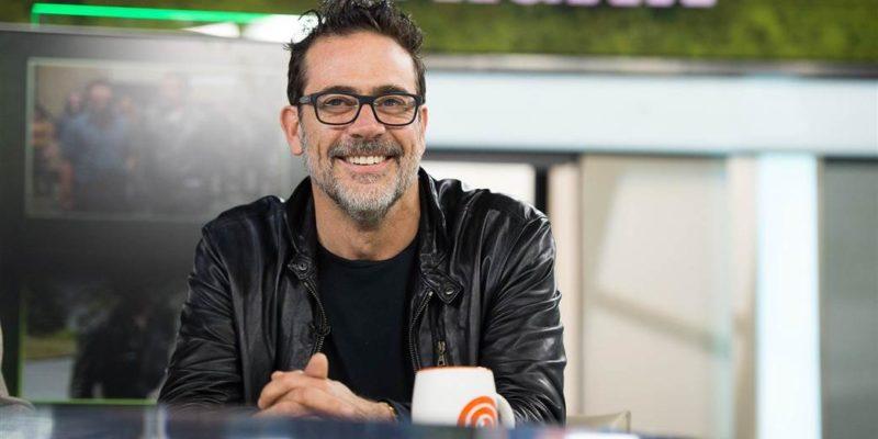 """Jeffrey Talks """"The Walking Dead"""" on Today Show"""