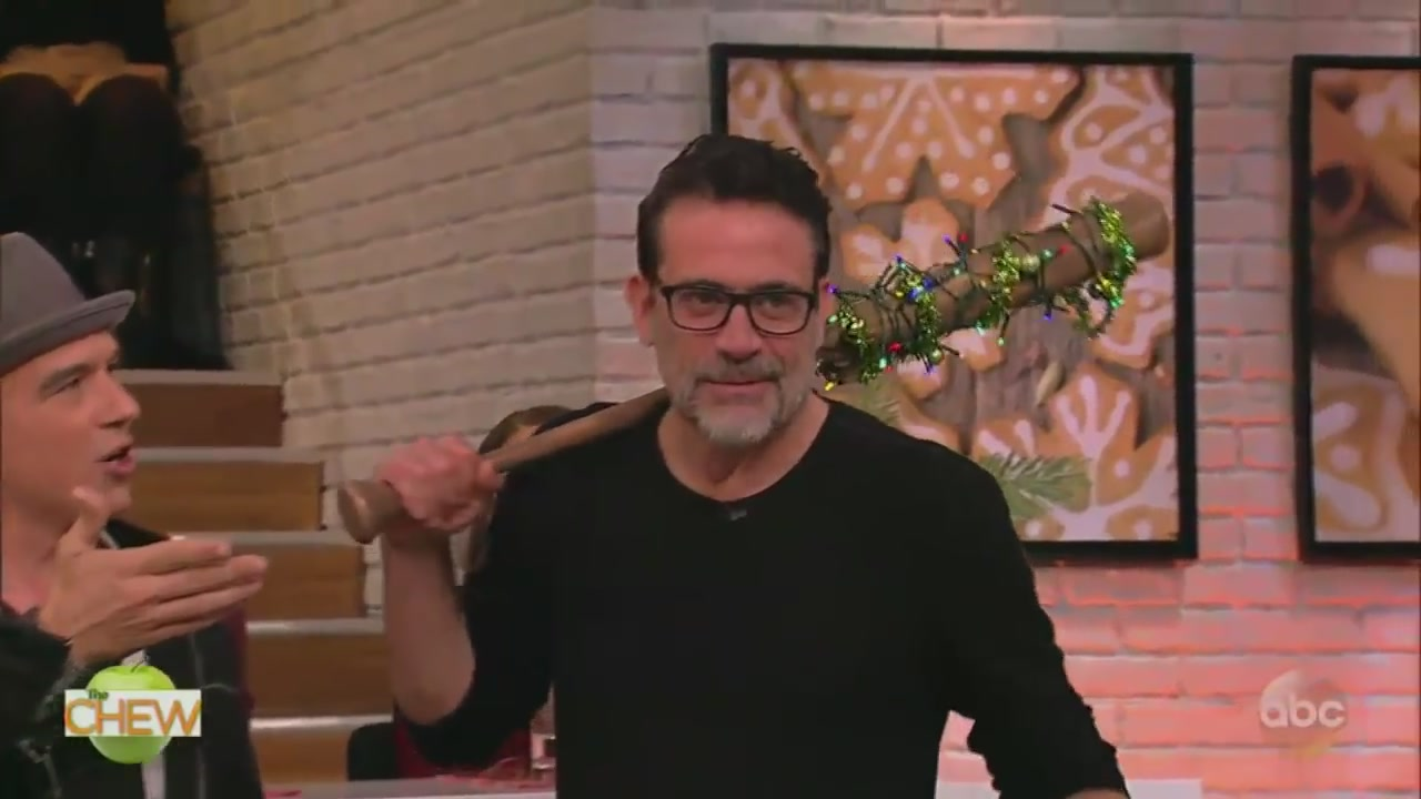 Jeffrey Visits The Chew