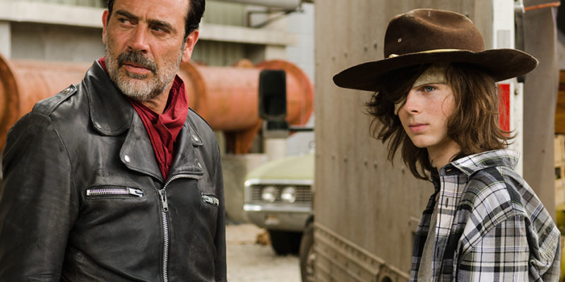 The Walking Dead: 'Sing me a Song' Screen Captures